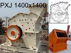 Роторная дробилка PXJ 1400х1400