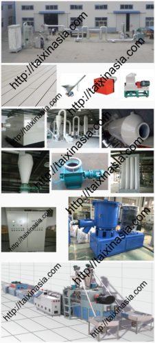 Оборудование для производства древесно-полимерных композитов