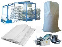 Оборудование производства полипропиленовых мешков из Китая