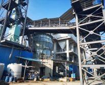 Линия изготовления металлического порошка из отходов металлургического производства