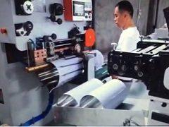 Китайская линия производства металлических ведер для краски