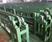 Линия покраски металлических труб производство Китай