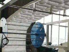 Оборудование для производства посуды из крахмала