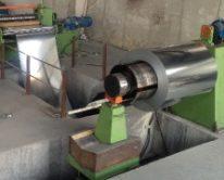 Оборудование продольной резки металла